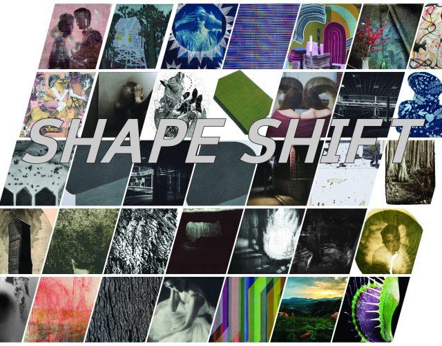 Shape/Shift Exhibition The Hand Magazine